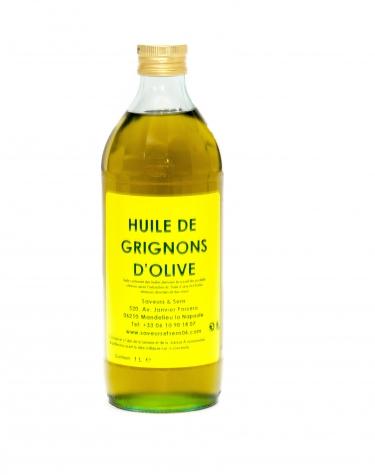 huile olive grignon