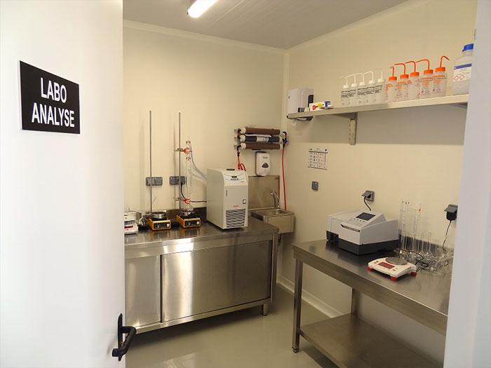 Notre Laboratoire de Recherches et Analyses