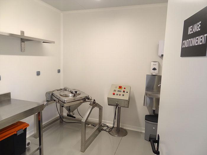 Notre Laboratoire de Mélange Aromatique