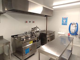 Notre Laboratoire de Fabrication Alimentaire
